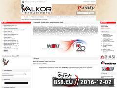 Miniaturka domeny www.valkor.pl
