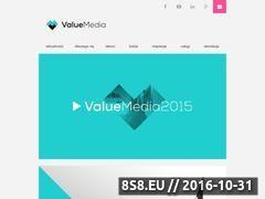 Miniaturka domeny valuemedia.pl