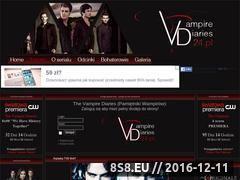 Miniaturka domeny vampirediaries24.pl