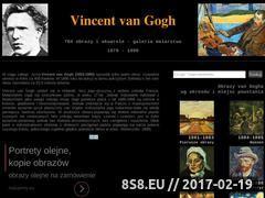 Miniaturka domeny van-gogh.pl