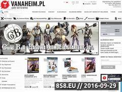 Miniaturka domeny vanaheim.pl