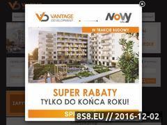 Miniaturka domeny vantage-sa.pl