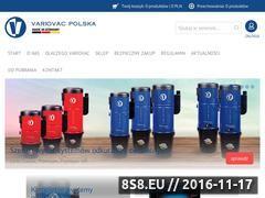 Miniaturka domeny variovac-polska.pl
