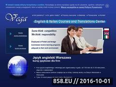 Miniaturka domeny vega-english-courses.com