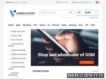 Zrzut strony Akcesoria GSM - uchwyty, szkło hartowane oraz pokrowce do telefonów