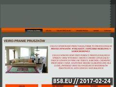 Miniaturka domeny www.veiro-pruszkow.pl