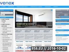 Miniaturka domeny www.venex.pl