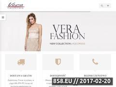 Miniaturka domeny www.vera-fashion.pl