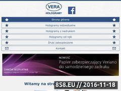 Miniaturka domeny www.vera.com.pl