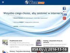 Miniaturka domeny www.verakom.pl