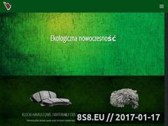 Miniaturka vermeko.eu (Producent wermikulitu i płyt izolacyjnych)