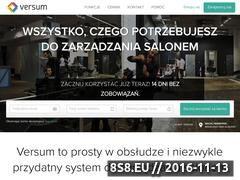 Miniaturka domeny versum.pl