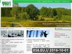 Miniaturka domeny www.vert.gdansk.pl