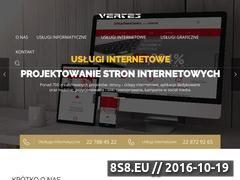 Miniaturka domeny www.vertes.pl