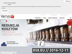 Miniaturka domeny www.vervo.pl
