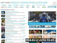 Miniaturka veturo.pl (Podróże - wczasy, wycieczki, oferty i artykuły)