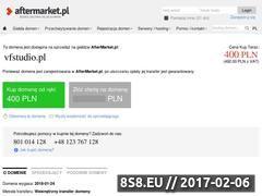 Miniaturka domeny vfstudio.pl