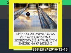 Miniaturka viafarina.pl (Restauracja włoska Niepołomice)