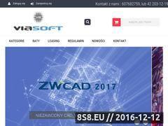 Miniaturka domeny www.viasoft.pl