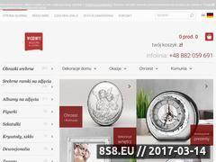 Miniaturka viconti.pl (Obrazki srebrne)