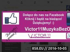 Miniaturka www.victorel.pl (Muzykoterapia Muzyka Relaksacyjna - Wydawnictwo VICTOR 11)