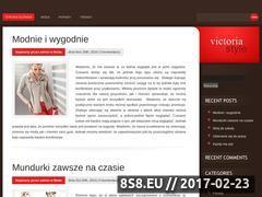Miniaturka domeny victoriastyle.pl