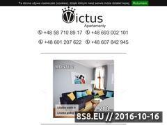 Miniaturka domeny www.victus-sopot.pl