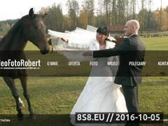 Miniaturka domeny videofotorobert.pl