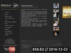 Miniaturka domeny videohallo.pl