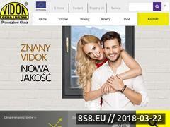 Miniaturka domeny vidok.com