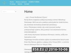 Miniaturka domeny www.villaodnova.pl