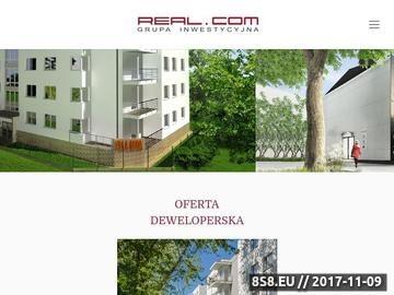 Zrzut strony Nowe mieszkania Łódź