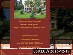 Miniaturka domeny www.villaromantica.pl