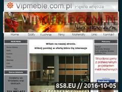 Miniaturka domeny vipmeble.com.pl