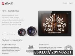 Miniaturka domeny visane.com.pl