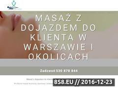 Miniaturka domeny www.vitamasaz.pl