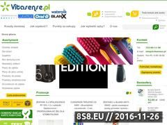 Miniaturka domeny www.vitasense.pl