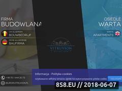Miniaturka vitruvion.pl (Generalny wykonawca)