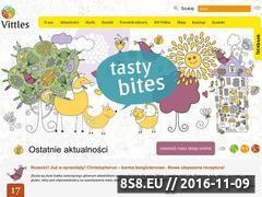 Miniaturka domeny www.vittles.pl