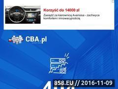 Miniaturka domeny www.vivalavida.cba.pl