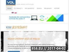 Miniaturka domeny vol.com.pl