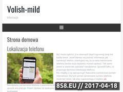 Miniaturka domeny volish-mild.pl