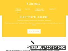Miniaturka Instalacje elektryczne (voltmaxlublin.pl)