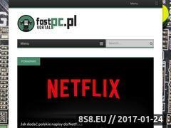 Miniaturka vortal.fastpc.pl (Najświeższe aktualności informatyczne)