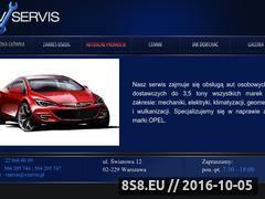 Miniaturka domeny vservis.pl