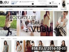 Miniaturka domeny vubu.pl