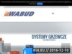 Miniaturka domeny www.wabud.com