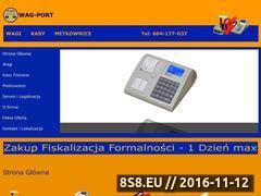 Miniaturka domeny wag-port.pl