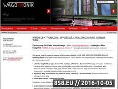 Miniaturka domeny wagotronik.pl