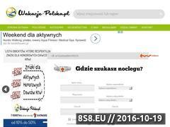 Miniaturka domeny www.wakacje-polska.pl
